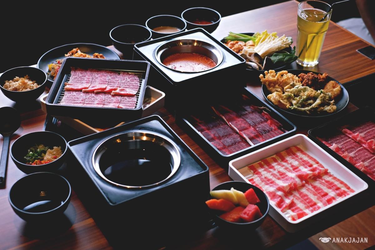 Pacific Kitchen Menu