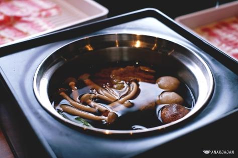 Original Konbu soup