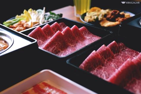 Shabu Ghin Wagyu Beef