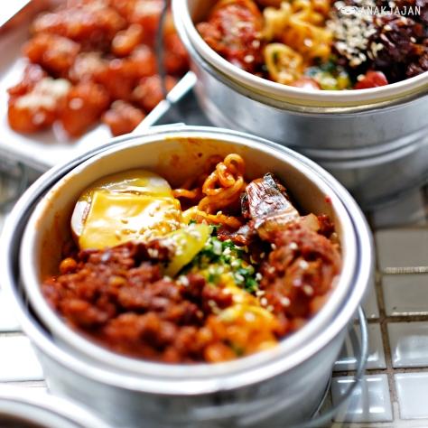 Kimchi Ramyun dry + cheese