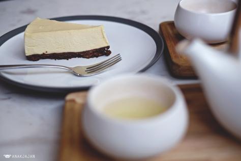 Baileys Cheese Cake IDR 50k