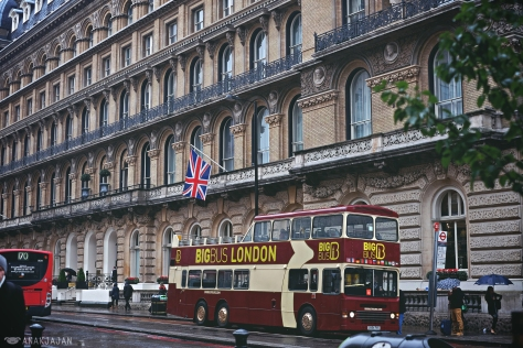 london bus tour