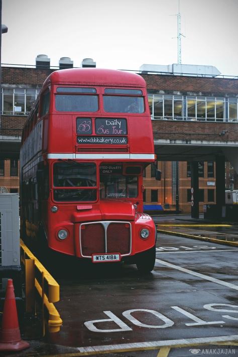 london bus tour