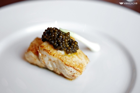Pan Roasted Sea Bass