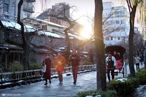 winter japan