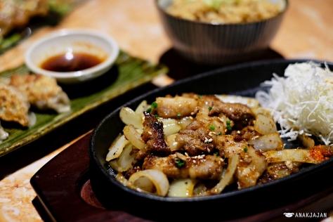 Pork Belly Syogayaki IDR 85k
