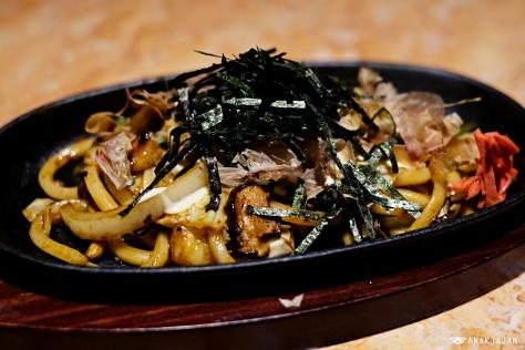 Fujin Yaki Udon Seafood/Pork IDR 70k