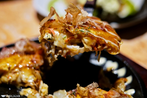 Fujin Hiroshimayaki Seafood/Pork IDR 95k