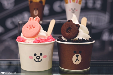 Ice Cream KRW 3.800