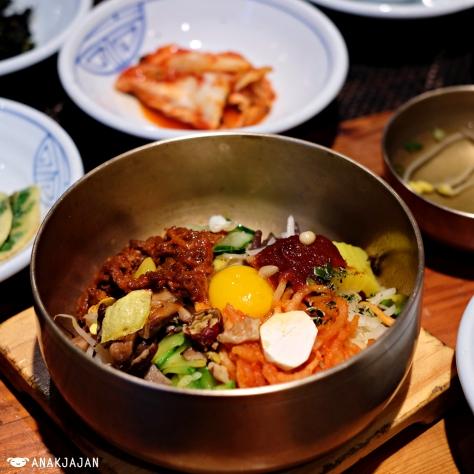 Jeonju Traditional Bibimbap KRW 11.000