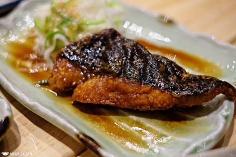 Black Cod Teriyaki IDR 70k