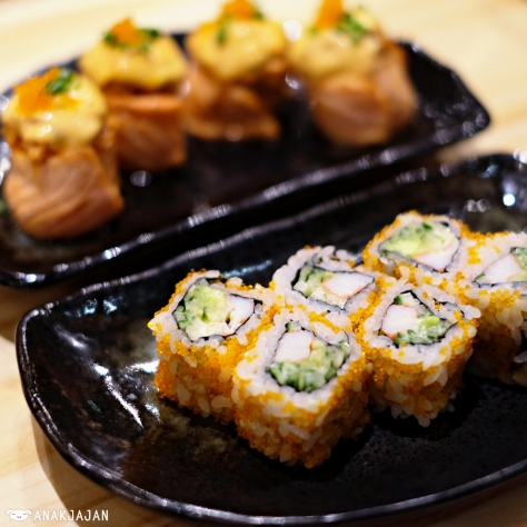 California Maki IDR 35k