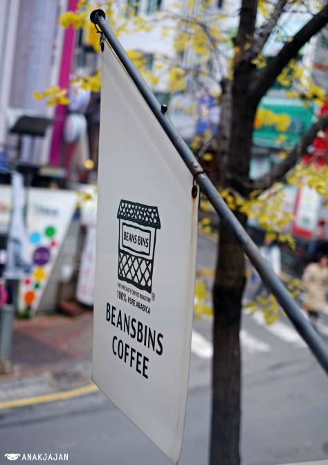 Beans Bins Coffee
