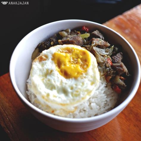 Nasi Beef Chili IDR 24.5k