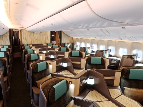 Premium Business Class  (image credit: China Airlines)