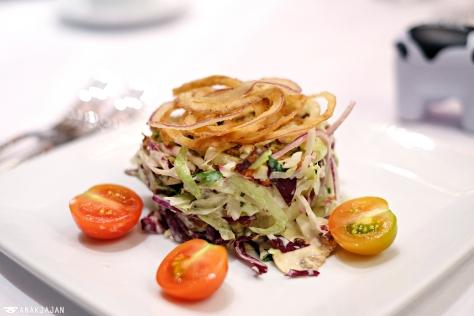 Ruth's Chop Salad IDR 140k