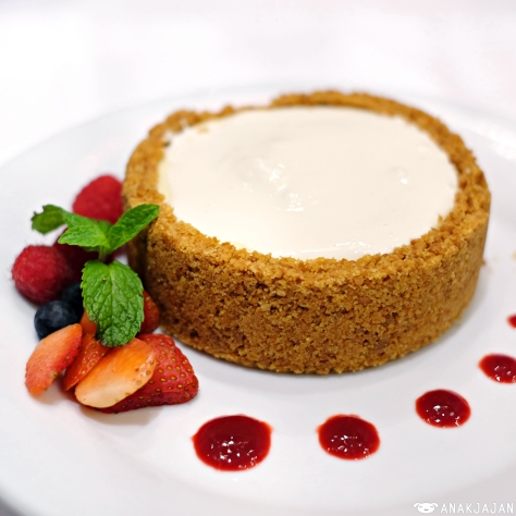 Cheesecake IDR 150k