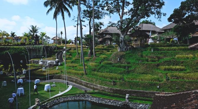 KAMANDALU UBUD RESORT, Bali