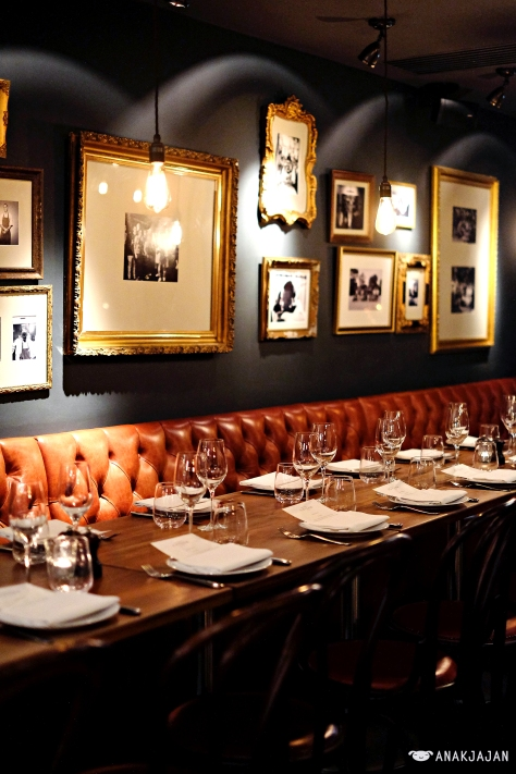 Fifteen Restaurant London Address