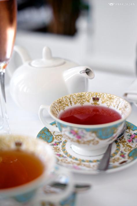 Tea GBP 3.75