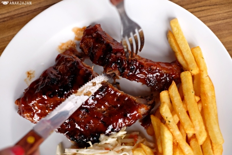 Original Baby Back Ribs IDR 79k regular