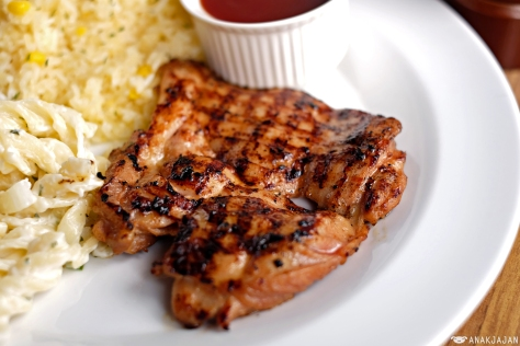 Chargrilled Chicken IDR 39k Single