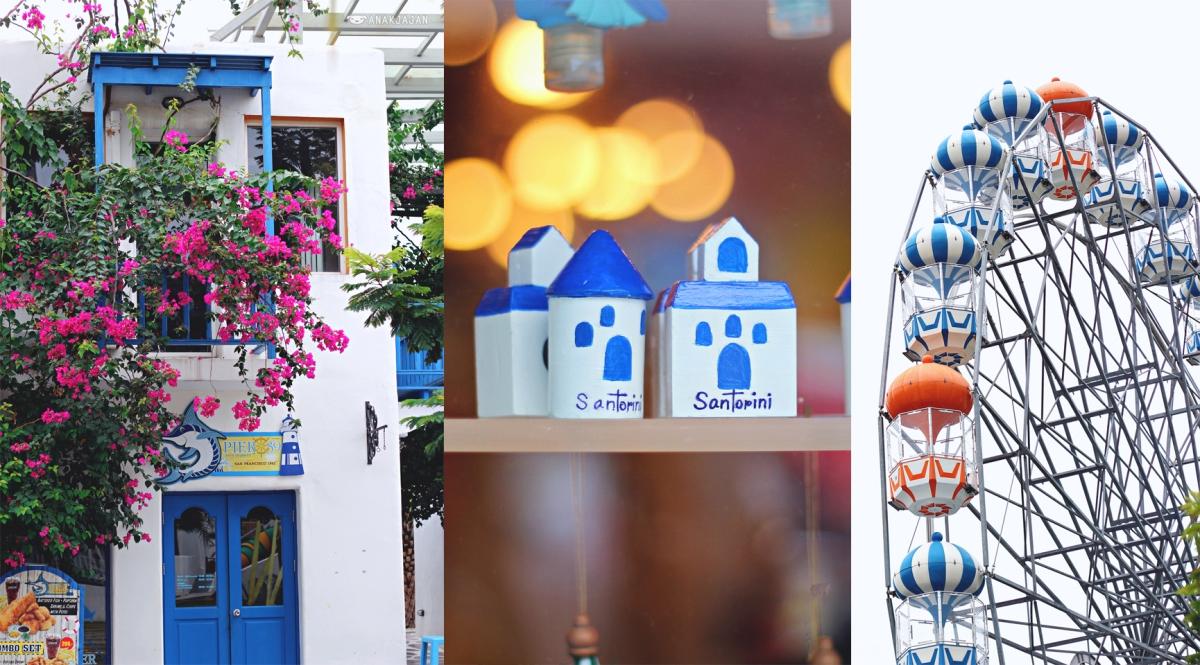 SANTORINI PARK - Cha-am, Hua Hin, Thailand