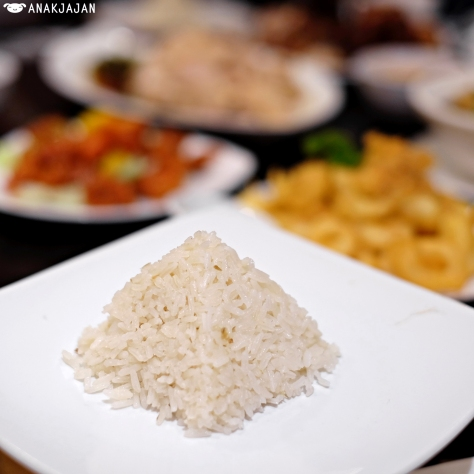 Signature Hainan Rice IDR 11.5k