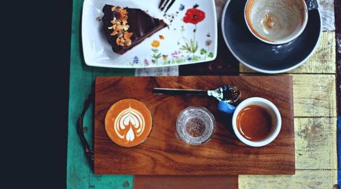 DJULE KOFI Coffee Shop – Melawai, Jakarta