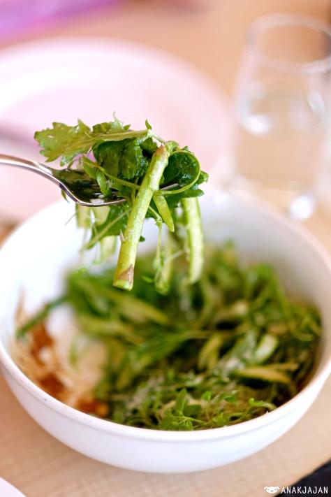 Shaved Asparagus Salad AUD 20