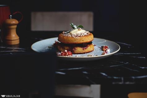 Buttermilk Pancakes AUD 18.5