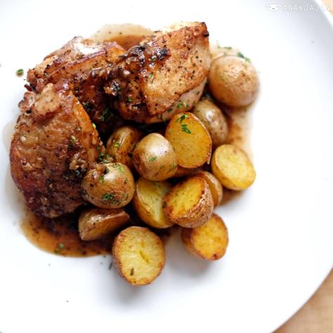 Boneless Crispy Chicken IDR 75k