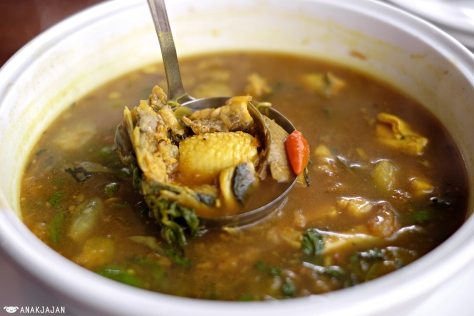 Sup Dermaga - Bandeng Cabut Duri IDR 19k/ ounce
