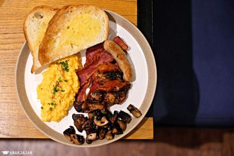 Big Breakfast IDR 90k