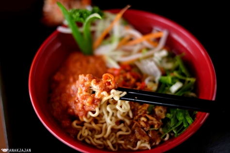 Corn Dog Mie (Noodle) IDR 24k