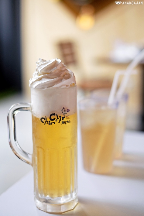 Cream Beer Small IDR 69k