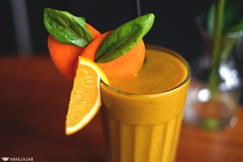 Mango Green IDR 45k