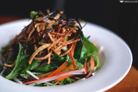 Japanese Salad IDR 45k
