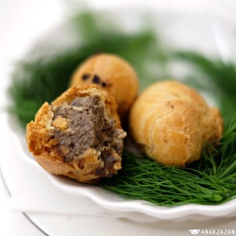 Truffle Choux IDR 70k