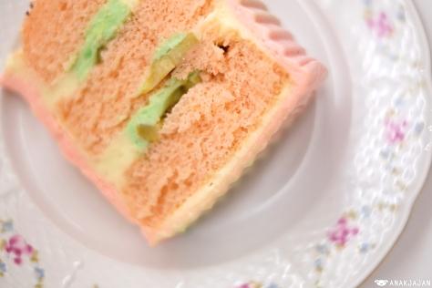 Pisang Ijo Cake IDR 55k