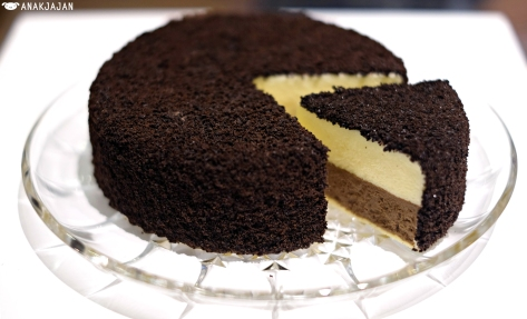 Chocolate Fromage Cake IDR 250k