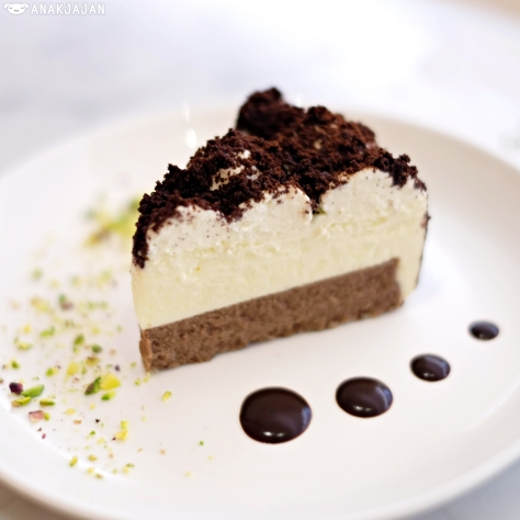 Chocolate Fromage Cake IDR 45k