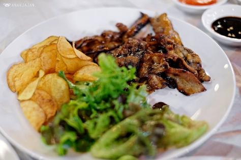 Caramelized Grilled Pork IDR 45k (Small)