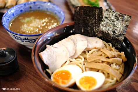 Tonkotsu Vegetable Potage Tsukemen Special IDR 94k