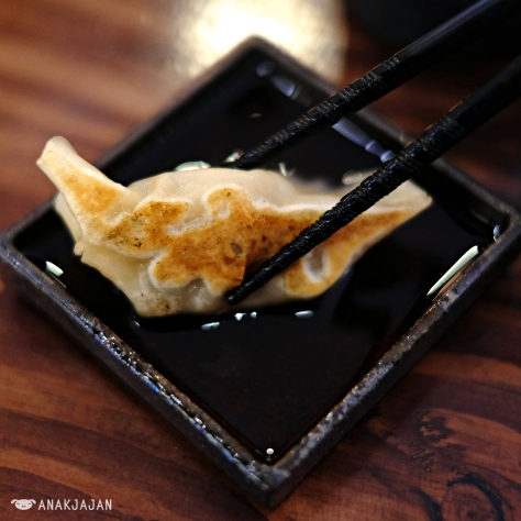 Grilled Gyoza Pork IDR 35k