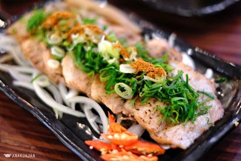 Grilled Pork Char-shu IDR 50k
