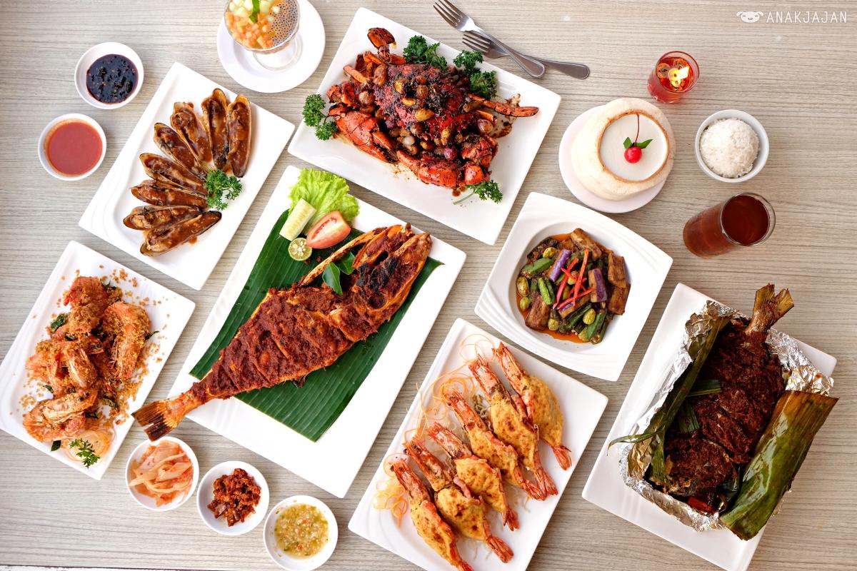 Foto Makanan Bandar Jakarta
