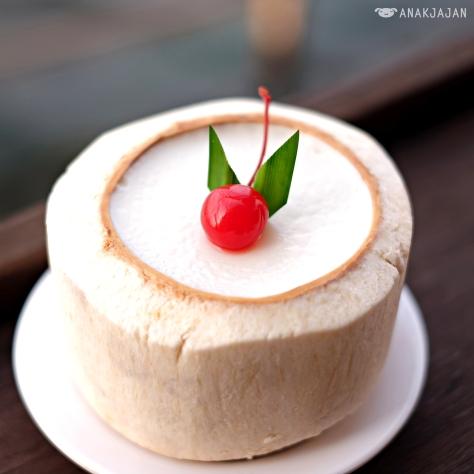 Puding Kelapa (Coconut Pudding)