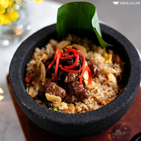 Wagyu Beef Fried Rice IDR 88k