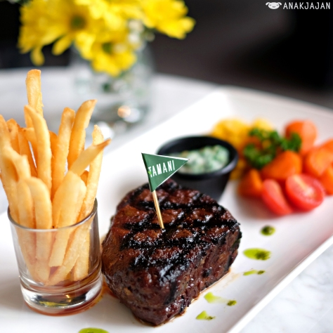 Wagyu Tenderloin Steak Special High Marbling-Grade 9 IDR 268k
